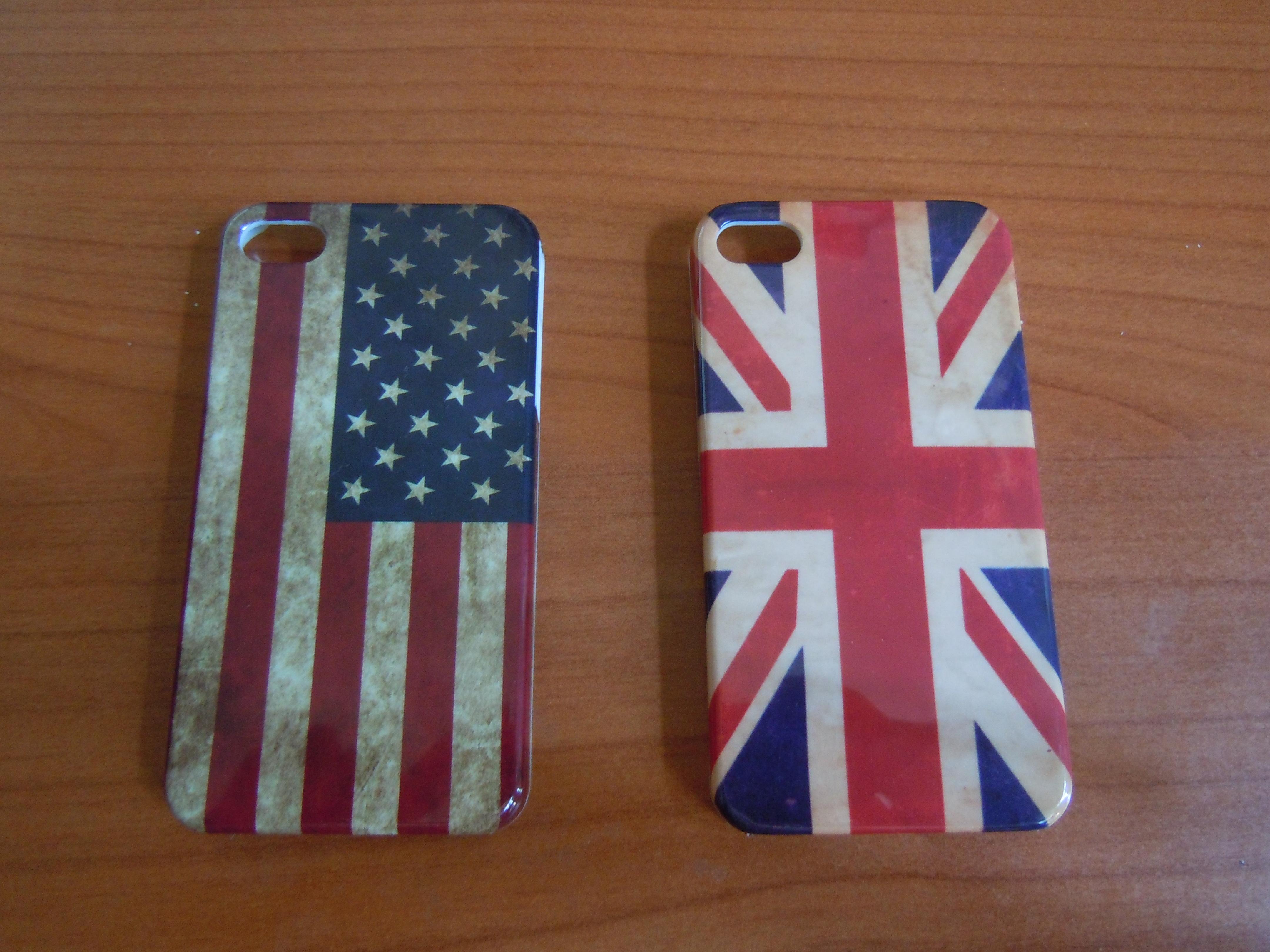 Cover Bandiera Americana e Inglese - Recensione più sconto all ...