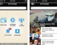 Stitcher Radio, ascolta le tue trasmissioni preferite quando vuoi