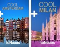 Cool Cities Collection, le guide di 12 importanti città del mondo