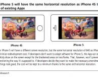 Gli sviluppatori presso la WWDC non sono preoccupati in iPhone ed iPad con schermi di dimensioni diverse