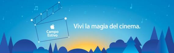 Apple annuncia un'iniziativa per insegnare ai bambini a diventare filmakers negli store italiani