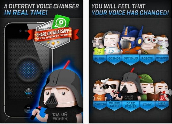 call voice changer iphone cydia