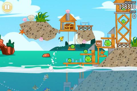 Angry Birds Seasons disponibile gratuitamente su App Store!