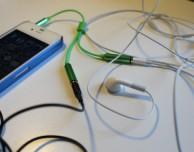 Aiino Audio Splitter, per condividere la musica con un amico