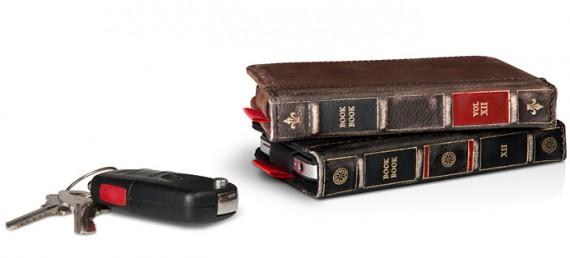 custodia libro iphone 4