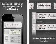 L'applicazione Cardiografo si aggiorna alla versione 2.0