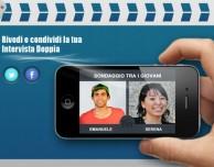 Intervista Doppia si sconta e… si aggiorna con il supporto alla fotocamera frontale