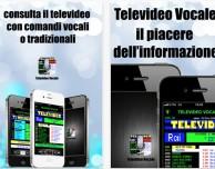 Controlla il Televideo su iPhone con la tua voce