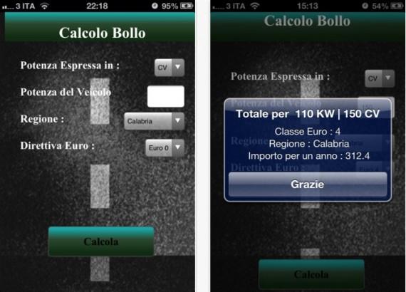 bollooffline  calcola il bollo della tua auto direttamente su iphone
