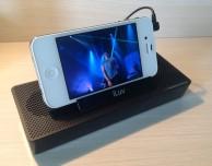 iLuv Modern Box iSP 125, uno speaker portatile per iPhone compatto e di buona qualità – La recensione di iPhoneItalia