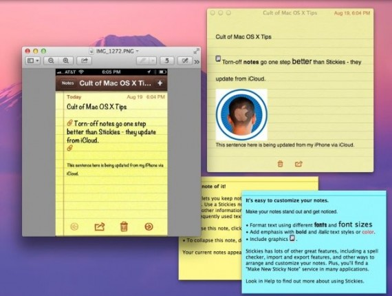 how to move notes to icloud
