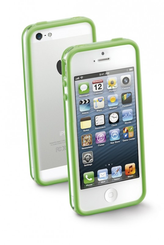 custodia iphone 5c cellularline