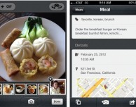 Nuovo update per Evernote Food