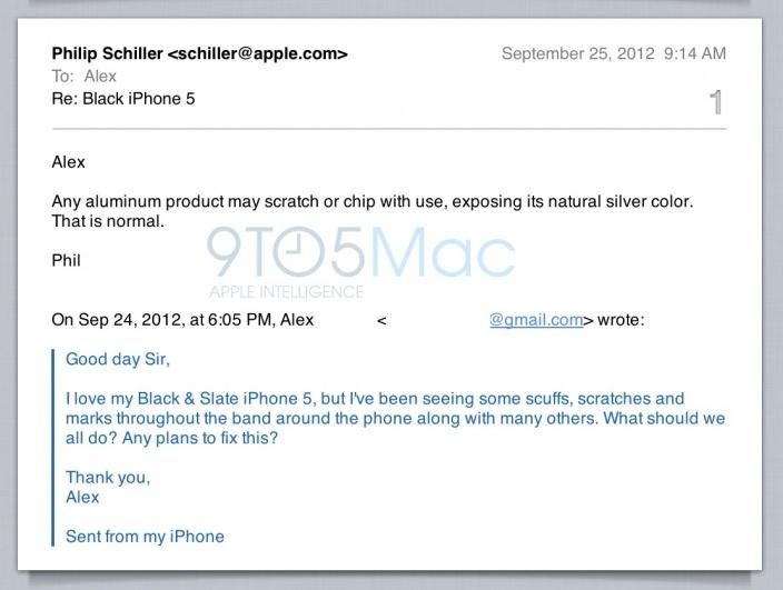 Phil Schiller Quot E Normale Che Un Dispositivo In Alluminio