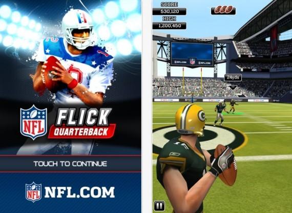 nfl pallone  NFL Kicker 13: quattro calci ad un pallone - iPhone Italia