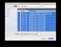 Come inviare manualmente gli SHSH salvati in locale a Cydia tramite Redsn0w – Guida