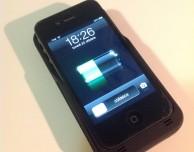Batteria esterna per iPhone 4/4s nera con pannello solare integrato – La recensione di iPhoneItalia