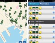 BusMap, l'app per consultare le linee, gli orari, i percorsi e le news del trasporto pubblico di Cagliari