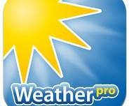 L'applicazione meteo WeatherPro si aggiorna alla versione 3.0