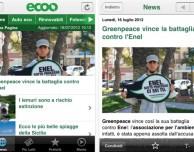 Ecoo, l'app sull'ecologia!