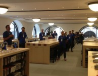 Apertura Apple Store Torino: foto e video da iPhoneItalia