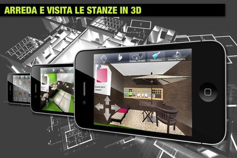 Home design 3d gold la versione completa per chi vuole for Arredare 3d
