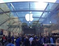 Apre l'Apple Store di Palo Alto: anche il tetto è in vetro