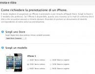 Come prenotare un iPhone 5 online e ritirarlo presso un Apple Store