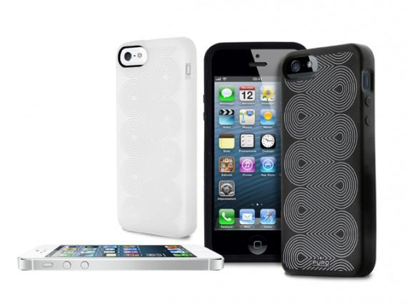 cover per iphone 5c di gomma