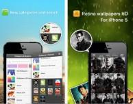 Scarica migliaia di sfondi per iPhone 5 (e non solo) con Retina Wallpapers & Backgrounds