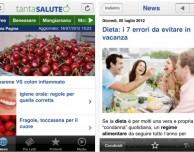 """Tutte le informazioni sulla salute grazie all'app gratuita """"TantaSalute"""""""