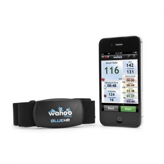 b46b6c75b1 Disponibile in Italia la fascia Cardio della Wahoo per iPhone 4S e ...