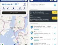 Here per iOS disponibile su App Store – le mappe di Nokia sbarcano su iPhone