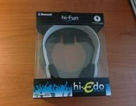 Hi-Edo, le nuove cuffie bluetooth di Hi-Fun – Recensione iPhoneItalia