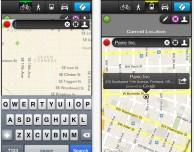 QuickRoute, un navigatore satellitare con Google Maps. La Recensione di iPhoneItalia