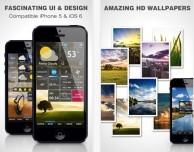 Weather On: l'app meteo per iPhone con push e badge sull'icona