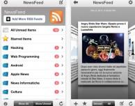 NewsFeed: il client Google Reader si aggiorna con una nuova interfaccia