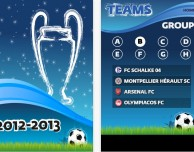 Champion's e Serie A: due nuove app calcistiche per iPhone e iPad