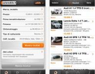 Automobile.it, l'app per cercare gli annunci di vendita per auto, moto e veicoli commerciali