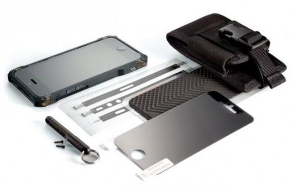 custodia iphone 5 resistente