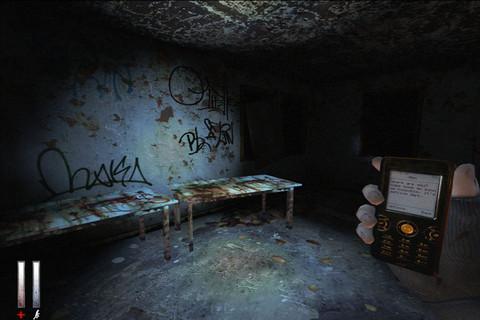 Скриншоты игры Cry of Fear для iPhone, iPod, iPad. Игровой процесс
