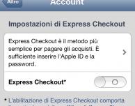 """Express Checkout: una feature dell'app """"Apple Store"""" per acquistare online con facilità"""