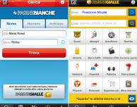 SEAT aggiorna PagineBianche e PagineGialle per iOS