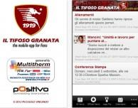 Il Tifoso Granata e Salernitana SN: due app per seguire la squadra campana su iPhone