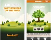 Mr Tree, l'app da piantare nello smartphone che ti regala un vero albero a tuo nome