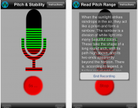 OperaVOX, l'app che consente di misurare la qualità della voce direttamente da iDevice