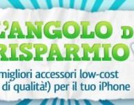 Angolo del risparmio: custodia trasparente per iPhone 5/5s al prezzo di 2,50€