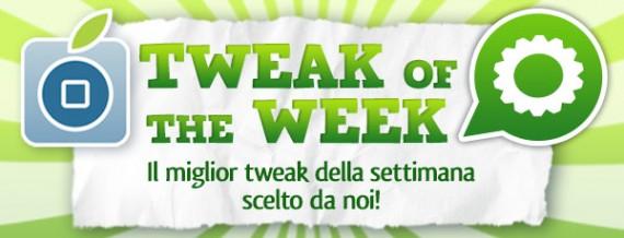 Tweak of the Week