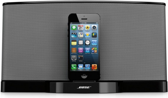 bose presenta gli speaker sounddock per iphone 5 iphone. Black Bedroom Furniture Sets. Home Design Ideas