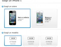 iPhone 5 disponibile senza attesa su Apple Store Online!